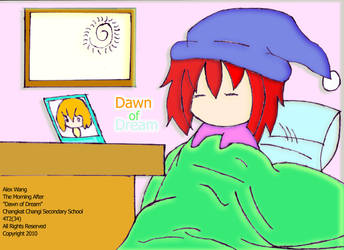 Dawn Of Dreams by Ongpohhuatiloveu2