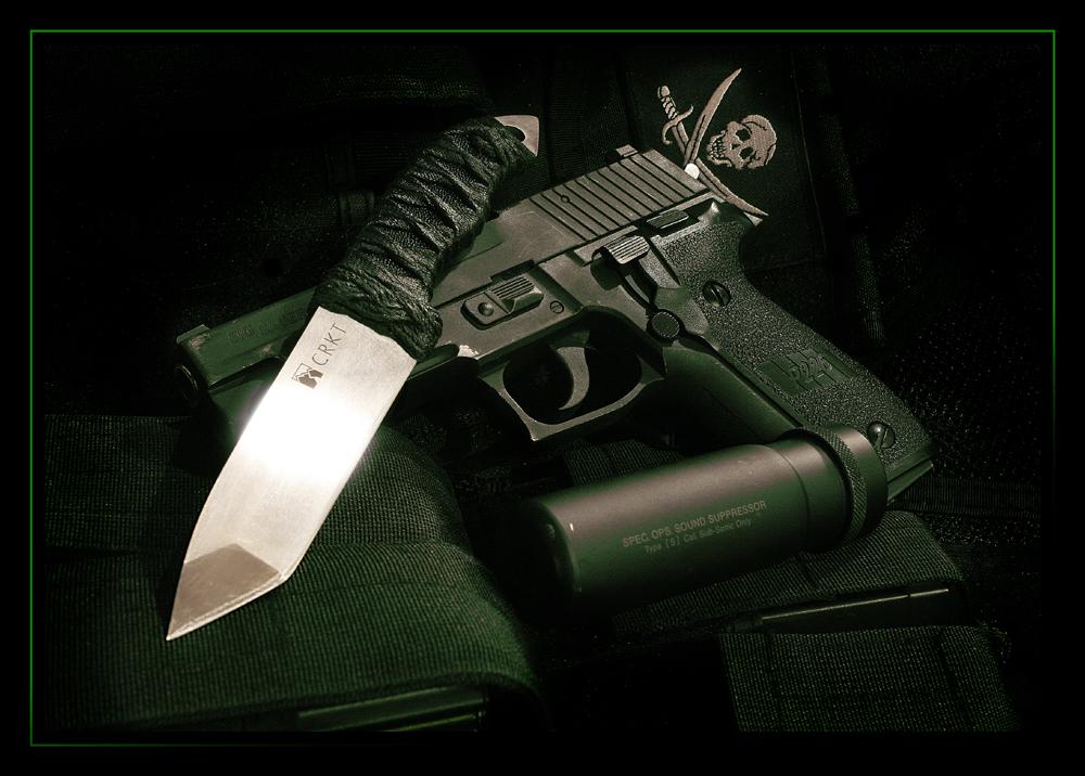 SIG Sauer P226 by Capt-Morgan