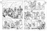 Mulan Comic, page 1