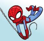 Spiderman_BlairBancroft style