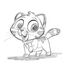 Cutsie Kitten