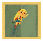 Supergirl-in COLOR by tombancroft