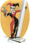 Harley, Pole dance_color