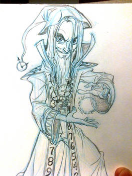 Time Wizard sketch
