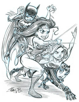 DC Heroines for 2013