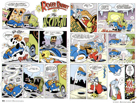 Roger Rabbit two-pager for DA