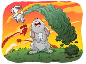 Bunny Bombs!