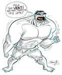 Hulk NO GRANDE