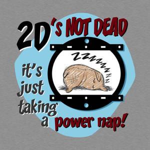 2d's NOT DEAD