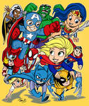 Comic Universe- PRINT