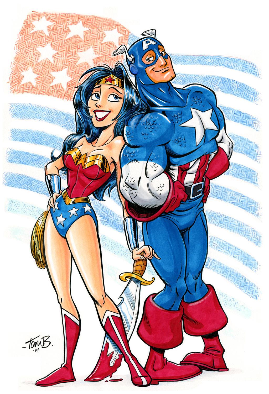 http://img13.deviantart.net/365b/i/2015/004/f/b/wonder_woman_and_captain_america_by_tombancroft-d8cmqjx.jpg
