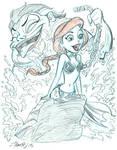 Slave Ariel