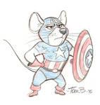Captain Ameri-Mouse