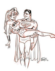 Petty Inspired Supes and WW