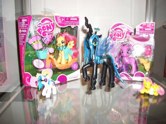 Top Tier Pony Collection July 2012 by IndustrialBreeze