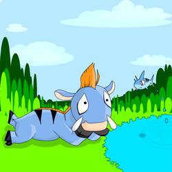0okeline the Moehog