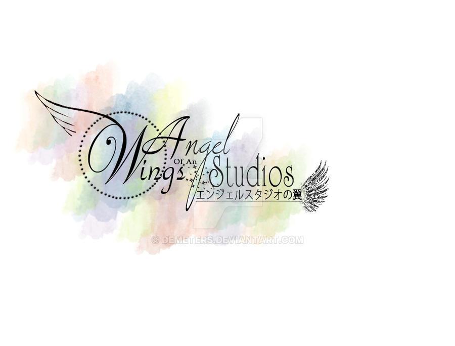 Wings of an Angel Studio logo by demeters