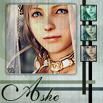 Ashe FFXII_Icon by demeters