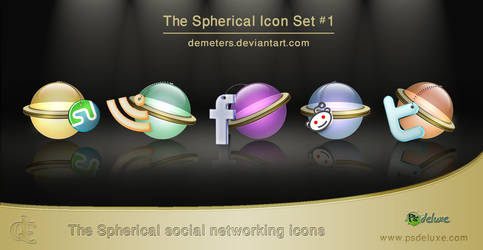 Social Networking icons set [update]
