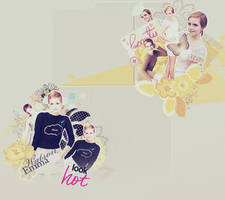 Emma Watson - FREE Youtube BG by demeters