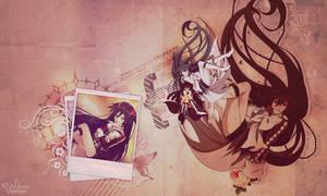 Pandora Hearts- Alice Wallpaper -Collab