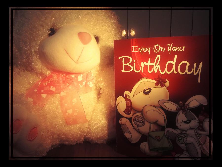 Best birthday gift by demeters on deviantart best birthday gift by demeters negle Choice Image