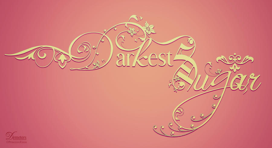 DarkestSugar Logo by demeters