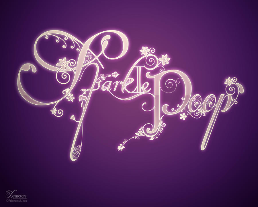 SparkIePoop Logo by demeters