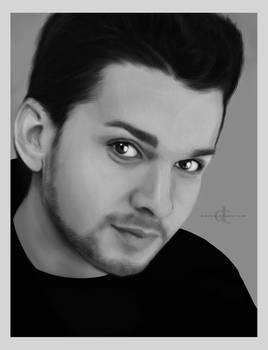 Dave Gahan -portrait