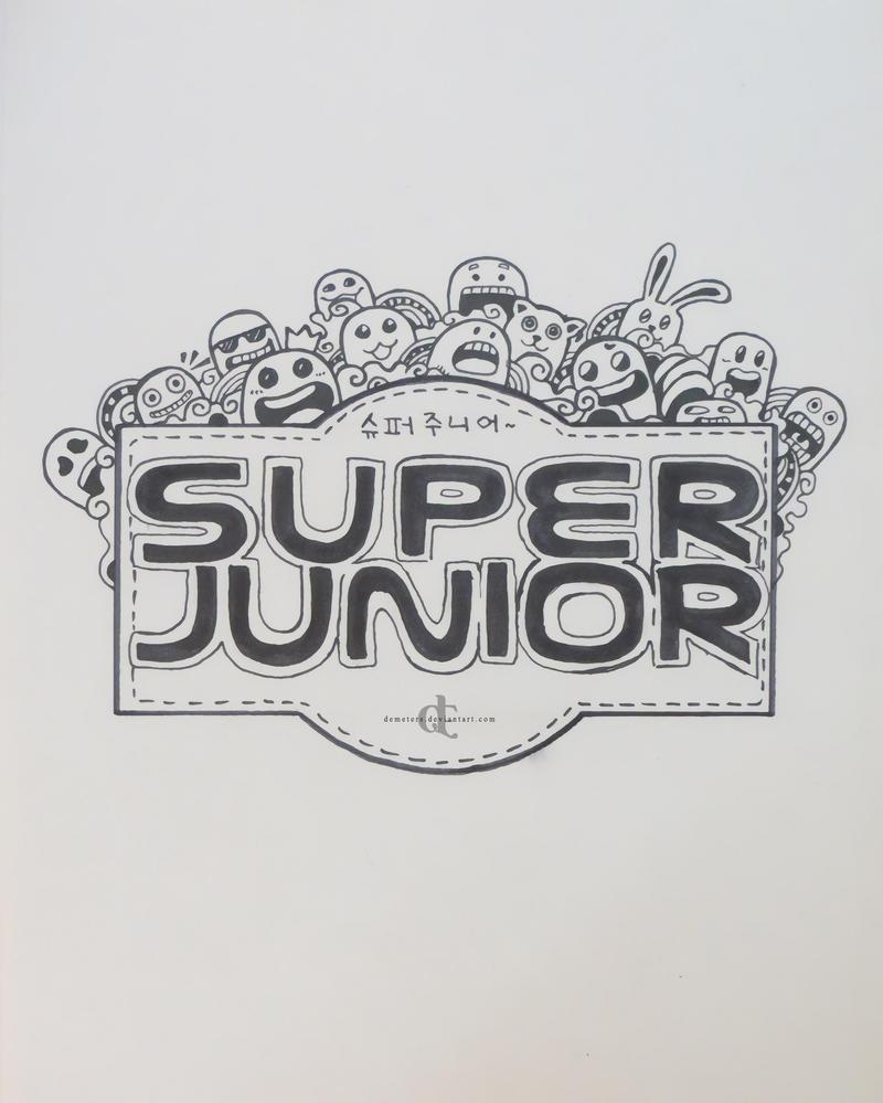 i love super junior logo - photo #15