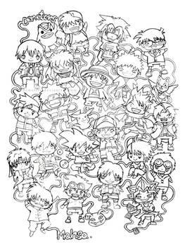 Anime Boyz