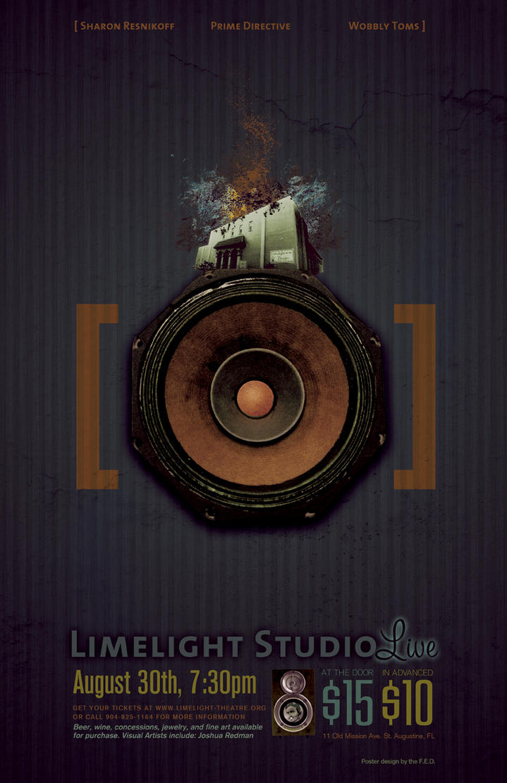 Limelight Studio Live by dent
