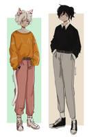 mavy and albie