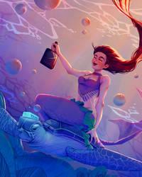 Drunk Mermaid