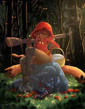 Red Riding Huntress