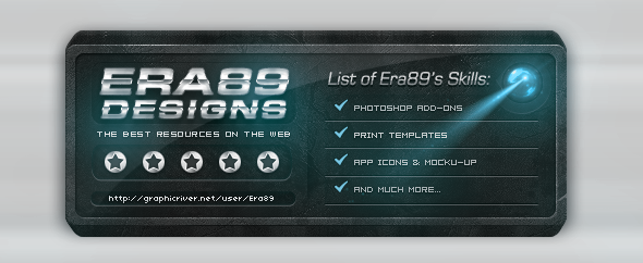 Era89's ID v2 by KoolGfx