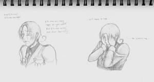 HetaOni Sketch Dump 5 by fullxmetalxgir
