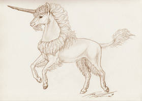 Junicorn classical by moonfeather