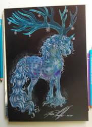 Boucle Unicorn Narnia