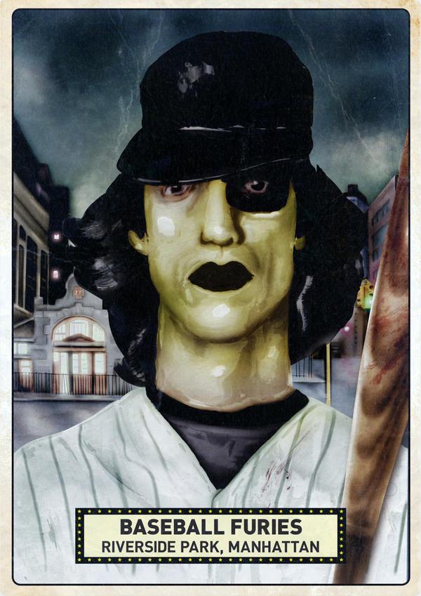 Baseball Fury Baseball Card
