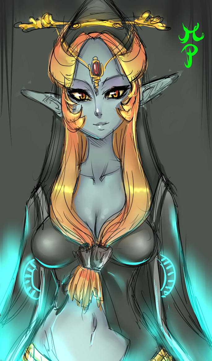 Midna 2 by ManiacPaint