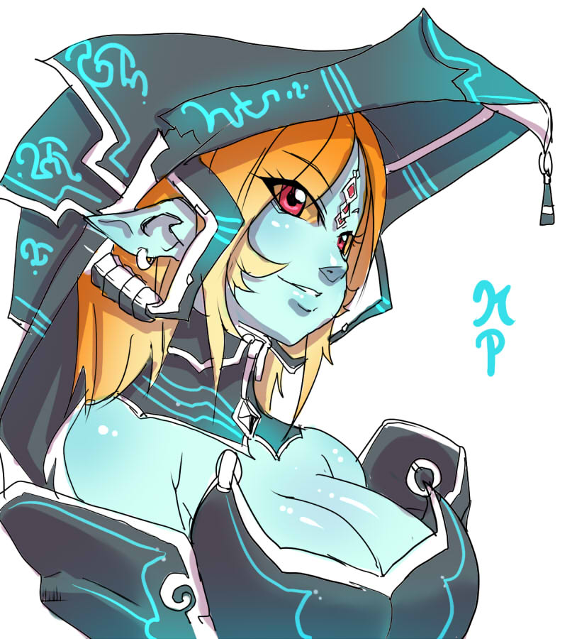 Midna X2X by ManiacPaint