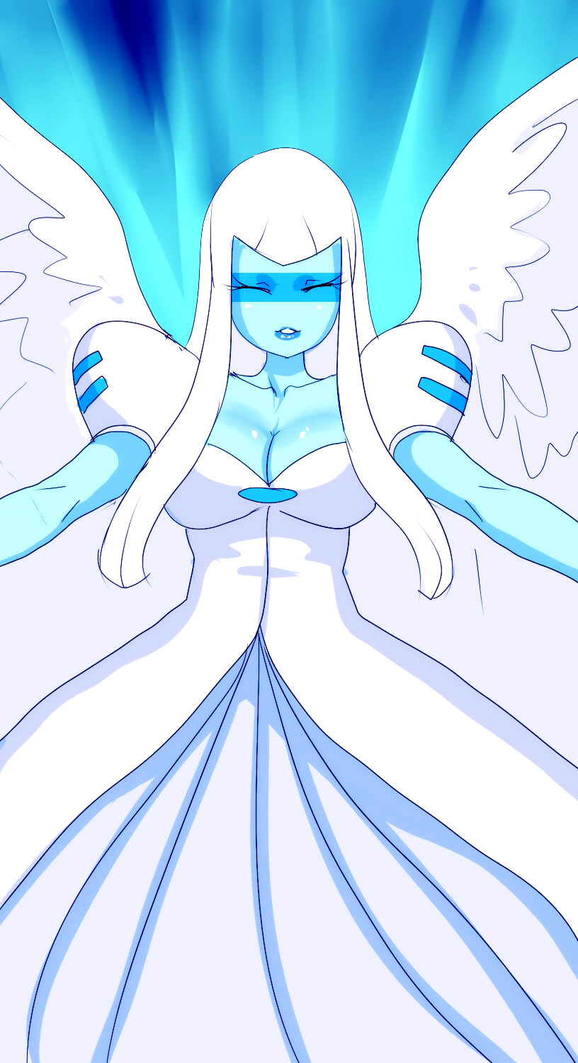 Adventure Time - GuardianAngel by ManiacPaint