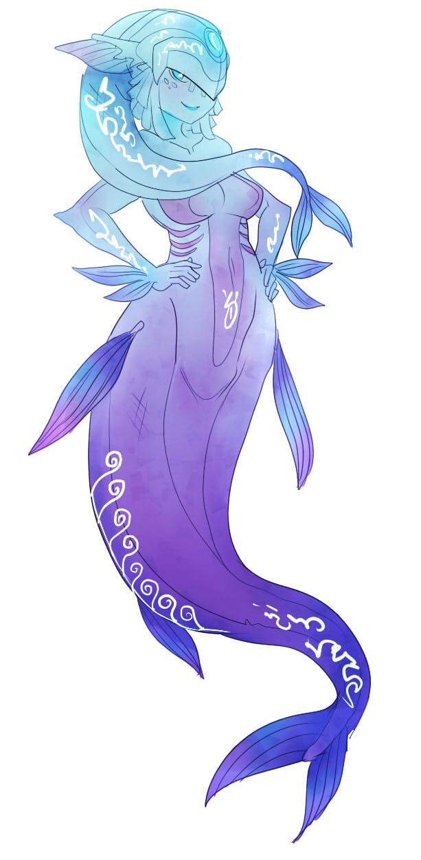 Siren  Idea01 by ManiacPaint