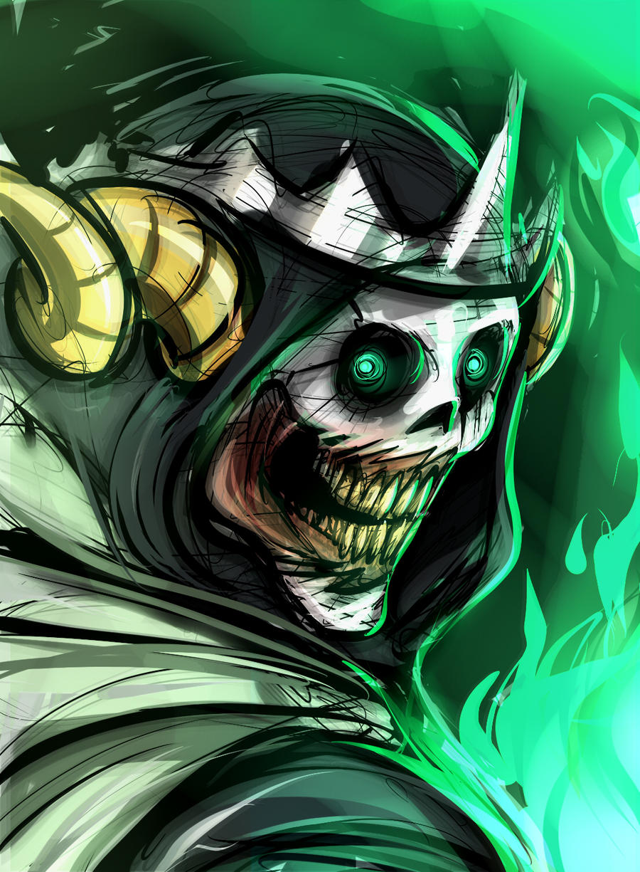 The Lich by ManiacPaint