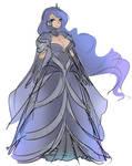 Sketch : Princess Luna
