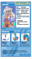 Pokecchi Project : Karolline by ManiacPaint