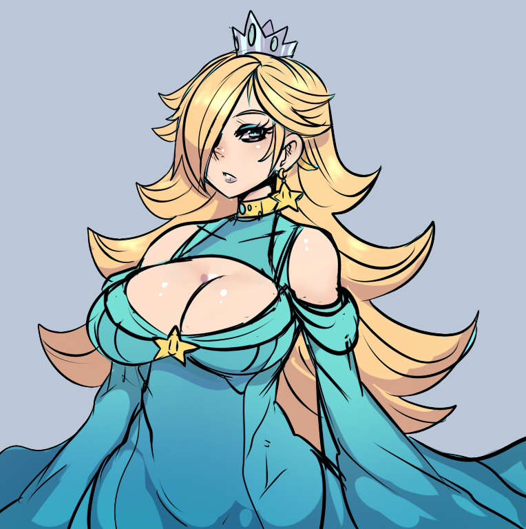 Rosalina Ox1 by ManiacPaint