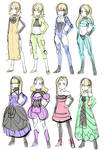 outfits practice