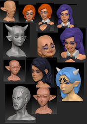 Zbrush experience
